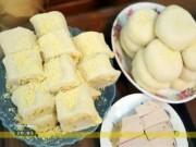 Ẩm thực - Bánh giầy làng Gàu, món quà quê hương