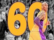 Thể thao - Bóng rổ: Kobe Bryant xô đổ kỷ lục ngày giải nghệ