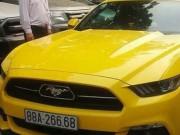 Hàng độc Mustang 50 Year nhập tịch Vĩnh Phúc