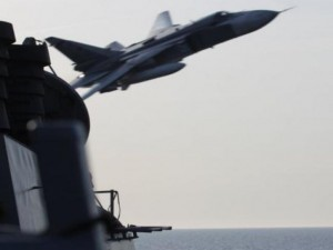 Thế giới - Mỹ cảnh báo bắn hạ máy bay Nga khiêu khích