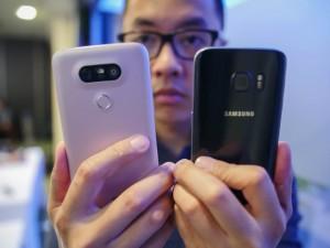 Thời trang Hi-tech - So sánh camera của Galaxy S7 với LG G5