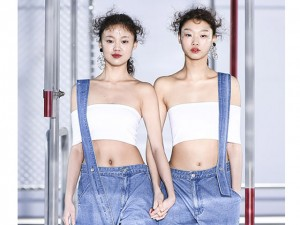 Thời trang - Mặc đẹp với denim như tín đồ Hàn