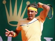 """Thể thao - Nadal - Wawrinka: Nung chảy """"Người thép"""" (TK Monte Carlo)"""