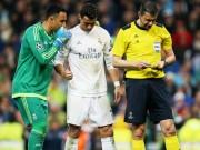 """Bóng đá - """"Cao nhân"""" chỉ Ronaldo sút phạt cháy lưới Wolfsburg"""