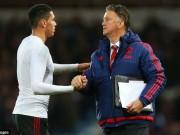 """Bóng đá - Mourinho bị đồn tới MU: Van Gaal đã biết """"sợ"""""""