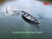 Video An ninh - Lật ghe trên hồ thủy điện, 2 vợ chồng chết thảm
