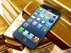 Thời trang Hi-tech - Apple thu gom 1 tấn vàng mỗi năm từ tái chế iPhone cũ