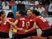 """Thể thao - Bóng chuyền nữ: Thông tin LVP bồi đắp """"chân dài"""" trẻ"""