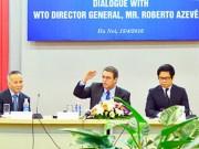 Tài chính - Bất động sản - Tổng giám đốc WTO nói gì với doanh nghiệp Việt Nam ?