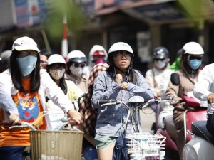 Tin tức trong ngày - Khi nào miền Trung hết nắng nóng gay gắt?
