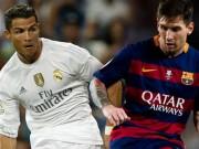 Bóng đá - Tin HOT tối 16/4: Messi, Ronaldo bị thách tới Serie A