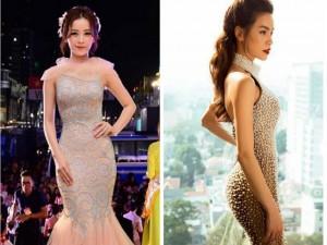 Thời trang - Top mỹ nhân diện đầm đuôi cá đẹp nhất showbiz Việt