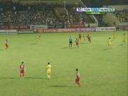 """Bóng đá - Than Quảng Ninh - SLNA: """"Lột xác"""" trong hiệp 2"""