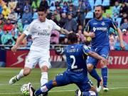 Bóng đá - Getafe - Real Madrid: Cơn bão màu trắng