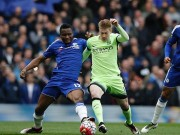 Bóng đá - Chi tiết Chelsea - Man City: Aguero lập hat-trick (KT)