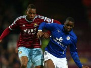 "Bóng đá - Leicester – West Ham: Gần kề ""mộng đế vương"""