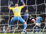 Video đầy đủ trận Inter Milan - Napoli vòng 33 Serie A