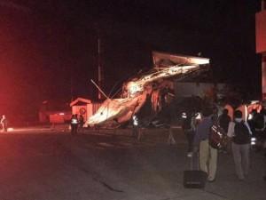 Động đất khiến 246 người chết, 2500 người bị thương ở Ecuador