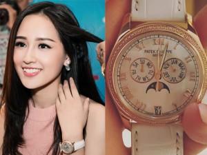Thời trang - Mai Phương Thúy gây chú ý với đồng hồ 1,5 tỷ