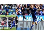 Bóng đá - Tranh cãi: Vardy ngã và bị đuổi khỏi sân