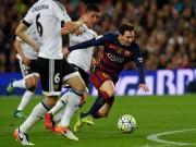 Bóng đá - Barcelona - Valencia: Sức ép ngàn cân