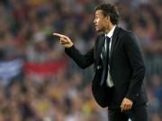 Bóng đá - Enrique: Barca sẽ thắng cả 5 trận còn lại
