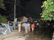 Video An ninh - Sập nhà 6 tầng ở Cao Bằng, 6 người thương vong