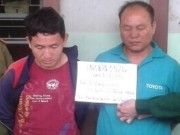 Video An ninh - Bắt 2 người Lào vác 36 bánh heroin sang Việt Nam