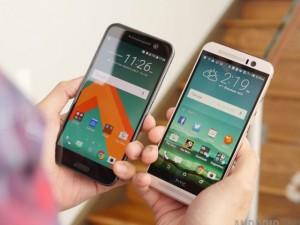 Thời trang Hi-tech - So sánh HTC 10 và HTC One M9