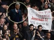 Bóng đá - Nếu thực sự yêu Arsenal, Wenger hãy ra đi