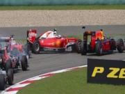 """Thể thao - F1, va chạm ở Chinese GP: Sóng gió chưa """"tha"""" Vettel"""