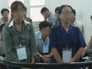 An ninh Xã hội - Ba mẹ con cùng ra tòa vì tội làm nhục người khác