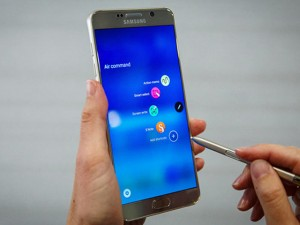 """Thời trang Hi-tech - Lộ ảnh chụp cấu hình """"khủng"""" của Samsung Galaxy Note 6"""