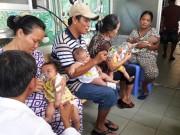 Sức khỏe đời sống - Trời nóng, bệnh nhân nhập viện gia tăng