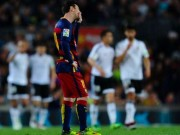Bóng đá - Liga trước vòng 34: Barca không còn đường lui