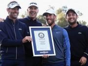 Thể thao - Golf 24/7: Xác nhận kỷ lục đánh 1 hố nhanh nhất