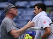"""Thể thao - Thầy Djokovic """"chửi"""" Murray vì cáo buộc doping"""