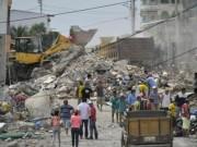 Video An ninh - Động đất tại Ecuador: Số người chết tăng lên 350 người