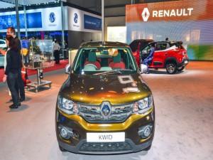 """Ô tô - Xe máy - Ôtô Renault Kwid giá 122 triệu đồng vẫn """"nóng sốt"""""""