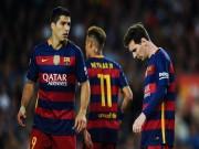 Bóng đá - Thăng hoa nhờ MSN, Barca sa sút cũng vì... MSN