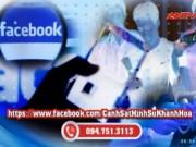 Video An ninh - Cảnh sát hình sự lập Facebook truy quét tội phạm