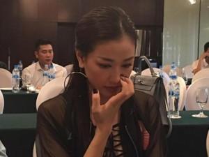 Maya bật khóc khi nhắc đến người tình và con gái
