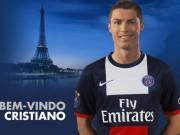 """Bóng đá - Tiết lộ: Ronaldo từng 5 lần """"đi đêm"""" với PSG"""
