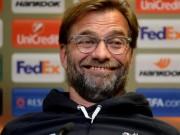 Bóng đá - Liverpool - Everton: Klopp đã sẵn sàng cho derby