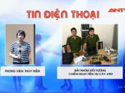 Video An ninh - Hà Nội: Bắt 3 người TQ chiếm đoạt tiền tại cây ATM