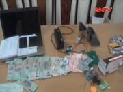 Video An ninh - Lật tẩy chiêu trộm tiền bằng ATM giả của 3 đối tượng TQ