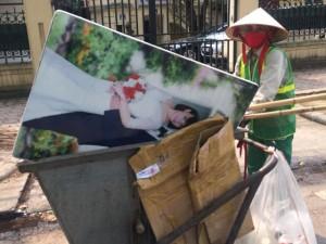 Bạn trẻ - Cuộc sống - Sau ly hôn, ảnh cưới có nên bỏ thùng rác?