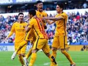 Bóng đá - Góc chiến thuật Barca: Hưng phấn và sự chính xác