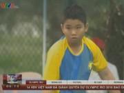 """Thể thao - Giải tennis toàn quốc: """"Khổng lồ"""" đối đầu """"tý hon"""""""