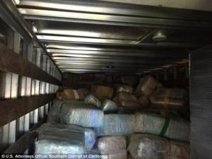 Thế giới - Mexico: Phát hiện đường hầm chứa ma túy dài nhất thế giới